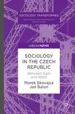 Sociology in the Czech Republic