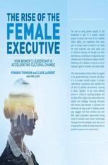 The Rise of the Female Executive