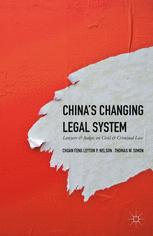 China's Changing Legal System