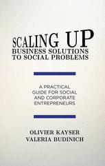 Scaling up Business Solutions to Social Problems
