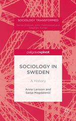 Sociology in Sweden: A History