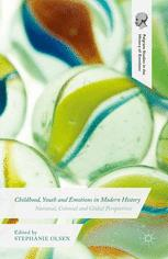 Childhood, Youth and Emotions in Modern History
