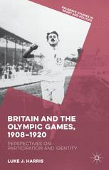 Britain and the Olympic Games, 1908–1920