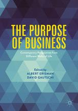 The Purpose of Business