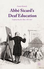 Abbé Sicard's Deaf Education