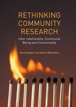 Rethinking Community Research