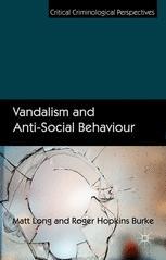 Vandalism and Anti-Social Behaviour