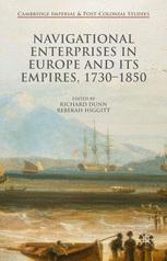 Navigational Enterprises in Europe and its Empires, 1730–1850