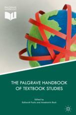 The Palgrave Handbook of Textbook Studies