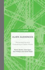 Portada del libro Alien Audiences: Remembering and Evaluating a Classic Movie