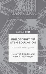 Philosophy of STEM Education: A Critical Investigation