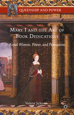 Mary I and the Art of Book Dedications