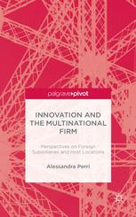 Innovation and the Multinational Firm: Perspectives on Foreign Subsidiaries and Host Locations
