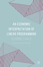 An Economic Interpretation of Linear Programming