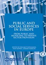 Comparative Study of Public and Social Services Provision: Definitions, Concepts and Methodologies
