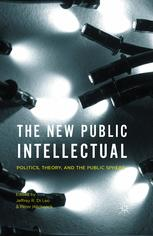 The New Public Intellectual