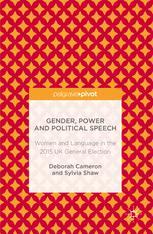 Gender, Power and Political Speech