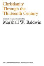 Christianity through the Thirteenth Century
