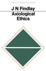 Axiological Ethics