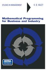 Mathematical Programming for Business and Industry