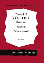 Textbook of Zoology Vertebrates