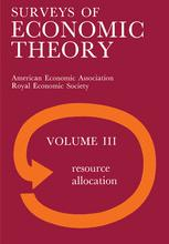 Surveys of Economic Theory