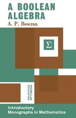 A Boolean Algebra