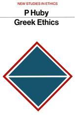 Greek Ethics