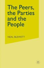 The Peers, the Parties and the People