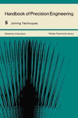 Handbook of Precision Engineering