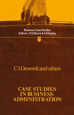 Case Studies in Business Administration