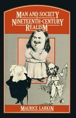 Man and Society in Nineteenth-Century Realism