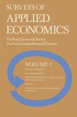 Surveys of Applied Economics