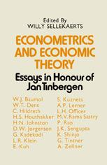 Econometrics and Economic Theory