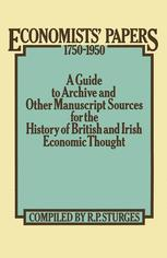 Economists' Papers 1750–1950