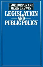 Legislation and Public Policy