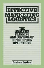 Effective Marketing Logistics