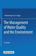 The Management of Water Quality and the Environment