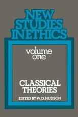New Studies in Ethics