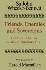 Friends, Enemies and Sovereigns