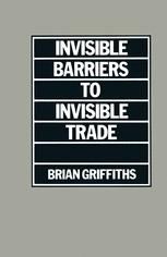 Invisible Barriers to Invisible Trade