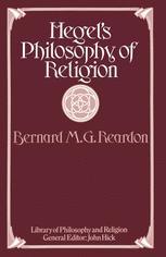 Hegel's Philosophy of Religion