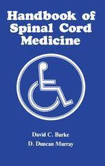 Handbook of Spinal Cord Medicine