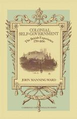 Colonial Self-Government