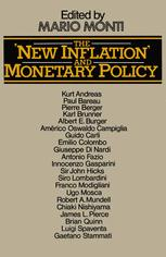 The 'New Inflation' and Monetary Policy