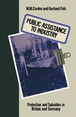 Public Assistance to Industry