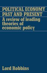 Political Economy: Past and Present