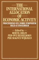 The International Allocation of Economic Activity