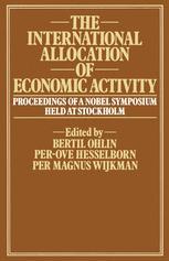 The International Allocation of Economic Activity