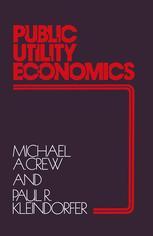 Public Utility Economics
